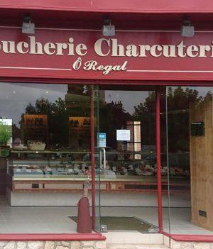 Boucherie – Charcuterie  «O Régal» – Ouverture
