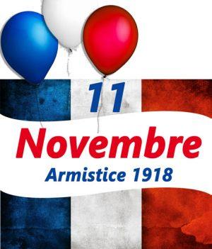 Cérémonie commémorative 11 novembre