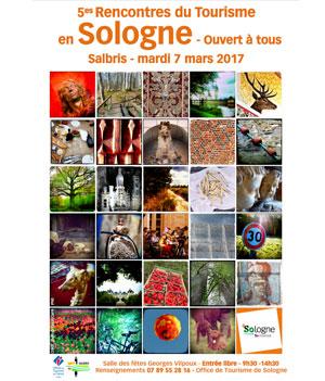 5e Rencontres du Tourisme en Sologne – 7 mars 2017