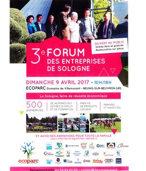 Forum des entreprises 2017 – 8 Avril