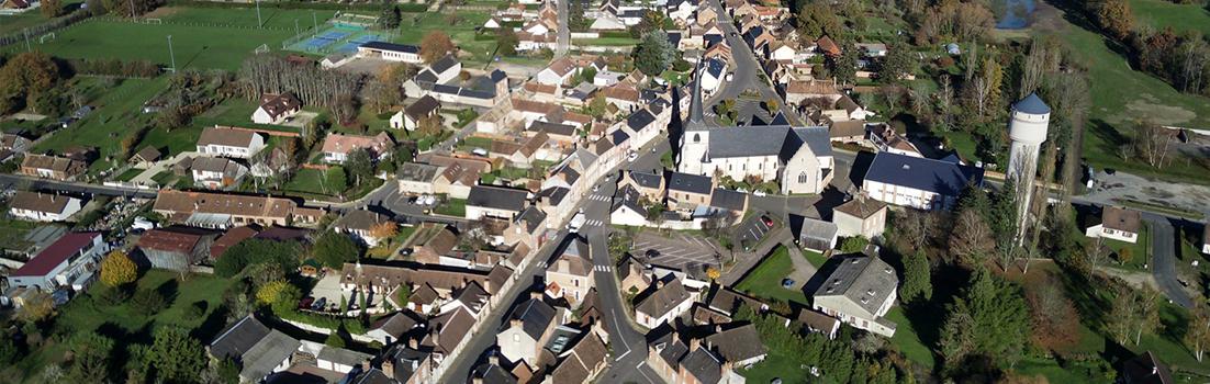 Village typique de Sologne