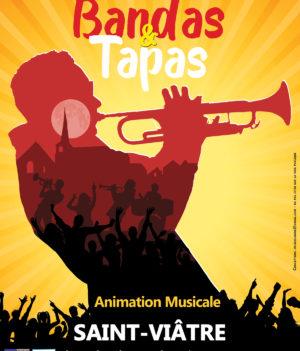 Collectif BANDAS & TAPAS