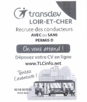 Transdev Loir-et-Cher