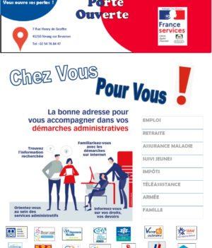 JOURNÉE PORTE OUVERTE FRANCE SERVICE